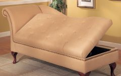 Chaise Lounge Chairs with Storage