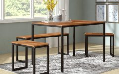 John 4 Piece Dining Sets