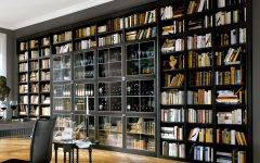 Library Shelves for Home