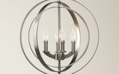 Morganti 4-light Chandeliers