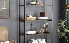 Moriann Etagere Bookcases