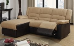 Sectional Sofas for Small Spaces with Recliners