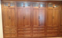 Solid Wood Built in Wardrobes