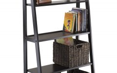 Blevens a Frame Ladder Bookcases