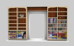 Book Cupboard Designs