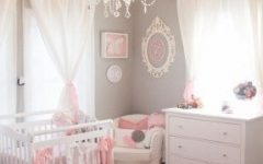 Chandeliers for Girl Nursery