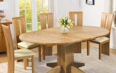 Extending Round Dining Tables