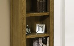 Short Narrow Bookcases