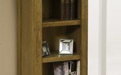 Short Narrow Bookcases