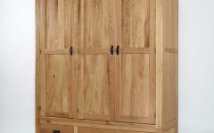 Cheap Wood Wardrobes