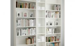 White Billy Bookcases