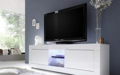 White Gloss Tv Cabinets