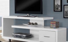 White Modern Tv Stands