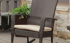 Modern Patio Rocking Chairs