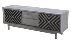 Raven Grey Tv Stands