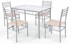 Stouferberg 5 Piece Dining Sets
