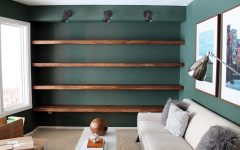 Whole Wall Shelving